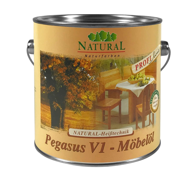 Natural Pegasus V1 Möbelöl Heisstechnik 2,5l » Naturalfarben.at Onlineshop