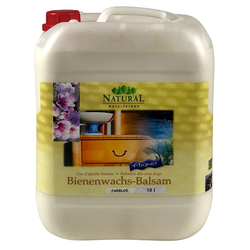 Natural Bienenwachsbalsam Aqua 10l » Naturalfarben.at Onlineshop