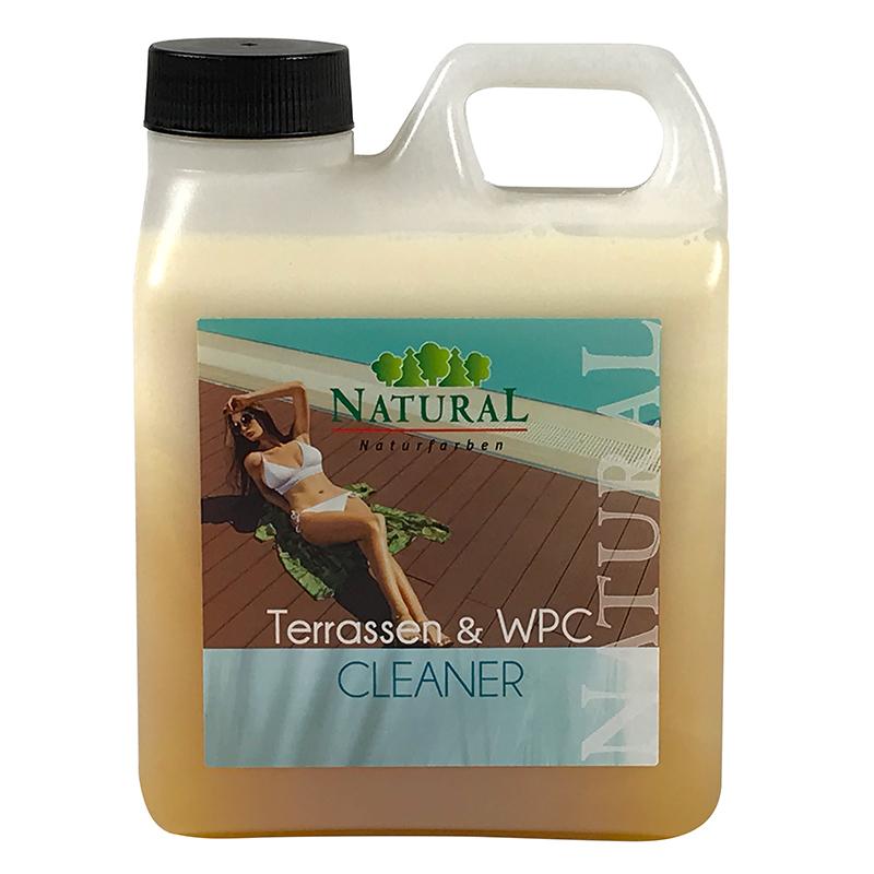 Natural Terrassen & WPC Cleaner 980ml » Naturalfarben.at Onlineshop