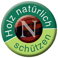 Natural Farben Onlineshop - Holz natürlich schützen Siegel