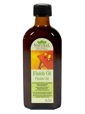 Natural Finish-Öl 0,25l » Naturalfarben.at Onlineshop