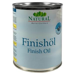 Natural Finish-Öl 0,75l » Naturalfarben.at Onlineshop