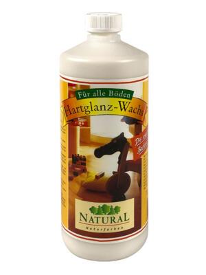 Natural Hartglanzwachs 980ml » Naturalfarben.at Onlineshop