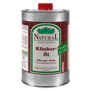 Natural Klinkeröl 1l » Naturalfarben.at Onlineshop