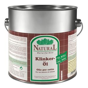 Natural Klinkeröl 2,5l » Naturalfarben.at Onlineshop
