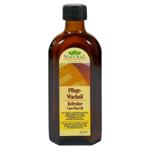 Natural Pflegewachsöl Refresher 0,25l » Naturalfarben.at Onlineshop