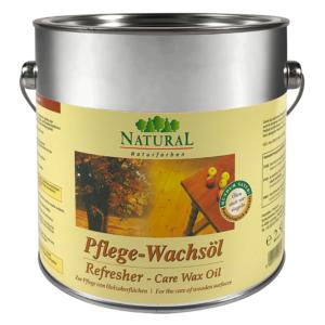 Natural Pflegewachsöl Refresher 2,5l » Naturalfarben.at Onlineshop