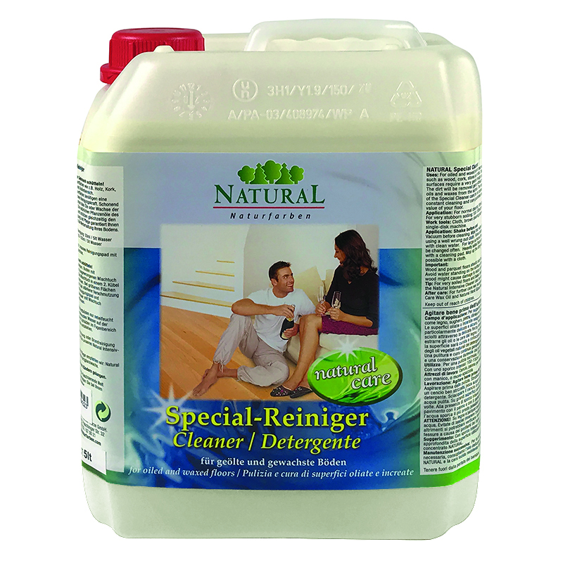 Natural Spezial-Reiniger 5l » Naturalfarben.at Onlineshop