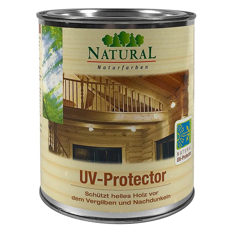 Natural UV-Protector 0,75l » Naturalfarben.at Onlineshop