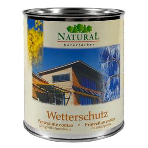 Natural Wetterschutz 0,75l » Naturalfarben.at Onlineshop