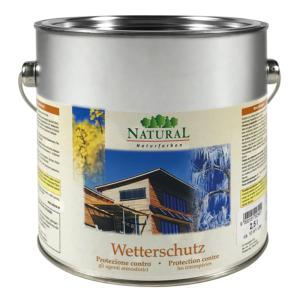 Natural Wetterschutz 2,5l » Naturalfarben.at Onlineshop