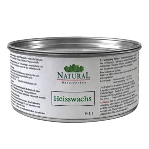 Natural Heißwachs 1l » Naturalfarben.at Onlineshop