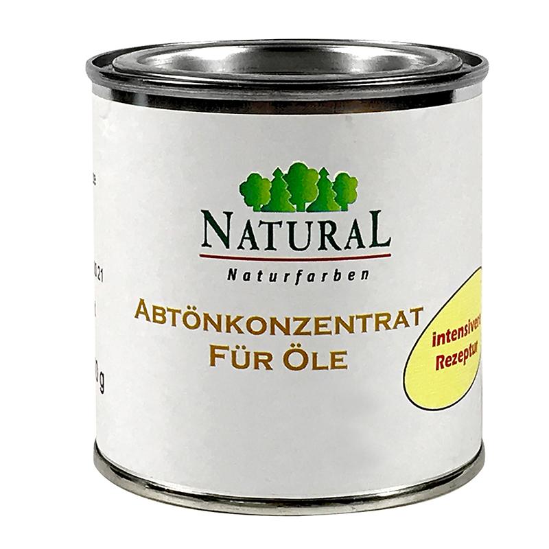 Natural Abtönkonzentrat für Öle 250g » Naturalfarben.at Onlineshop