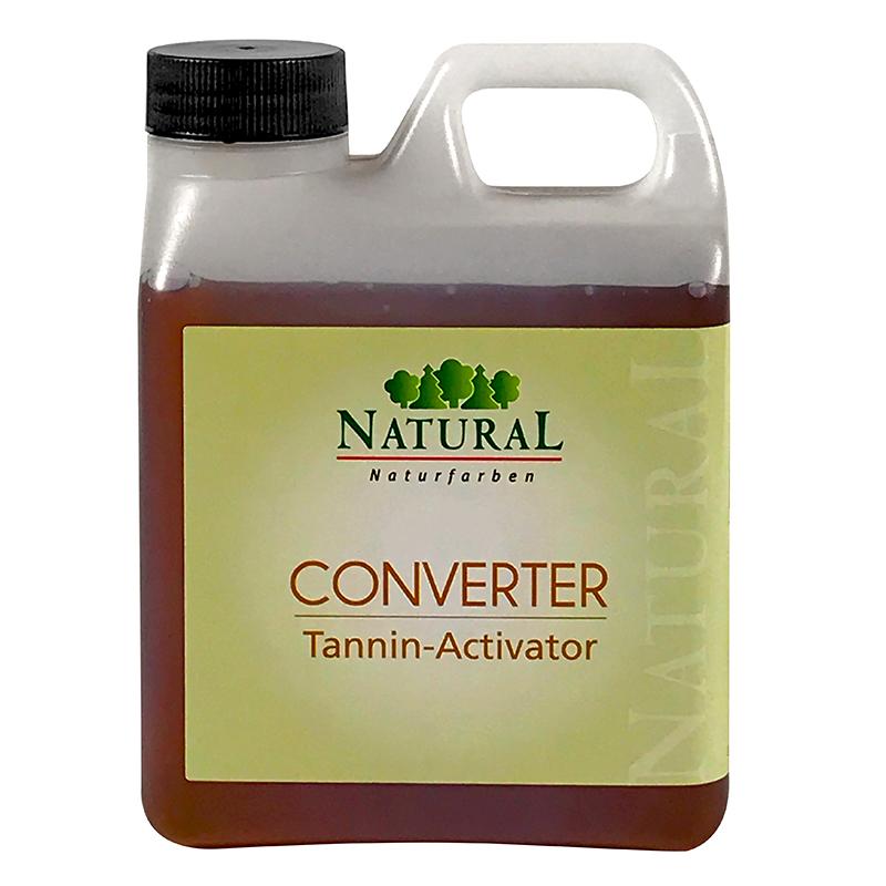 Natural Converter Tannin-Activator 950ml » Naturalfarben.at Onlineshop