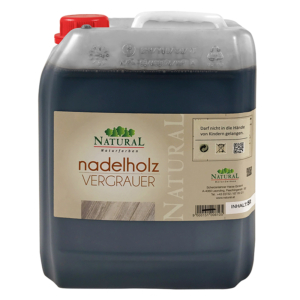 Natural Nadelholz Vergrauer 5l » Naturalfarben.at Onlineshop