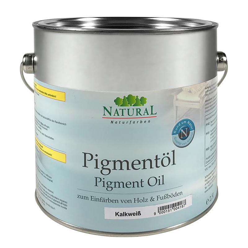 Natural Pigmentöl 2,5l » Naturalfarben.at Onlineshop