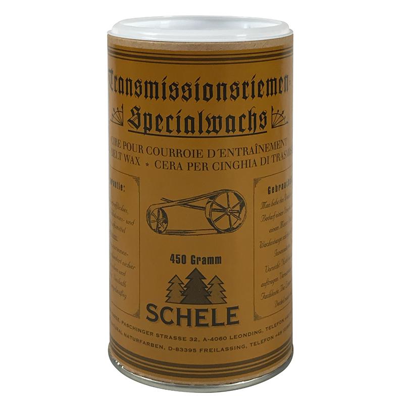 Schele Riemenwachs 450g » Naturalfarben.at Onlineshop