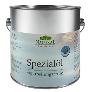 Natural Spezialöl 2,5l » Naturalfarben.at Onlineshop