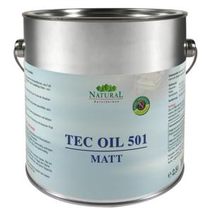 Natural Tec Oil 501 matt 2,5l » Naturalfarben.at Onlineshop