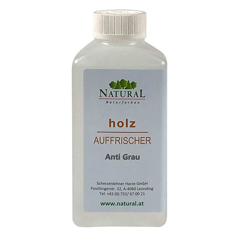 Natural Holz Auffrischer - Anti Grau 240ml » Naturalfarben.at Onlineshop