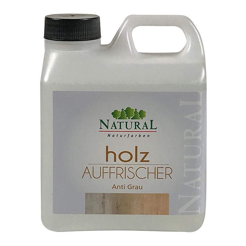 Natural Holz Auffrischer - Anti Grau 950ml » Naturalfarben.at Onlineshop