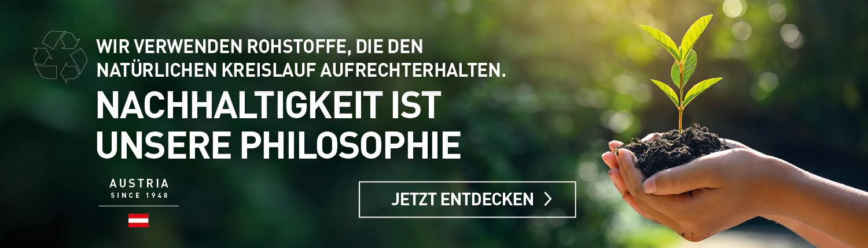 Nachhaltigkeit - natürliche Rohstoffe für Holz & Stein - Natural Farben Österreich