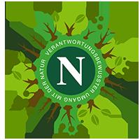 Natural Naturfarben - Natürliche und verantwortungsvolle Produkte Siegel