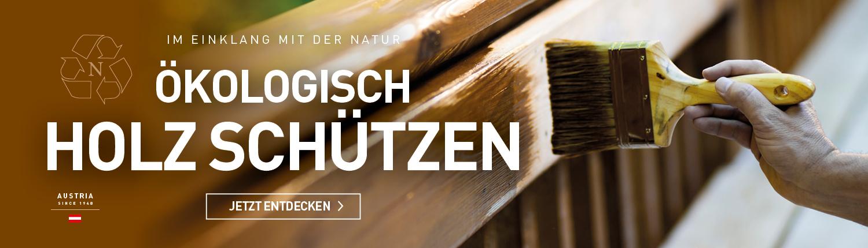 Natural Naturfarben Österreich - Der Onlineshop für natürliche Pflege & Schutz für Holz und Stein